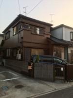 堺市美原区 外壁・屋根塗装、ベランダ防水