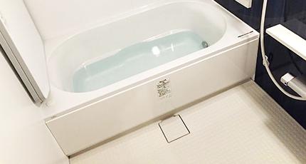 浴室の施工事例